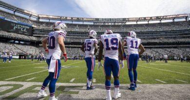 Alguns jogadores do Bills estão prontos para jogar tudo fora por causa da Covid