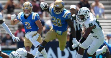 Resultados do futebol universitário, cronograma, jogos hoje: Illinois e UCLA impressionam, além dos 25 melhores rankings da NCAA – CBSSports.com