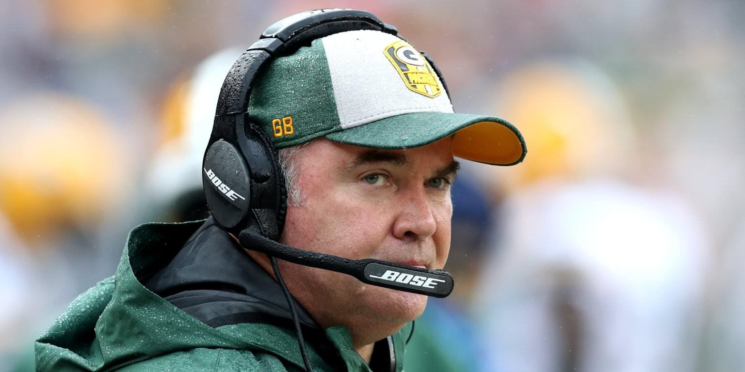 Green Bay Packers despede-se do treinador Mike McCarthy após uma humilhante derrota em casa para o Arizona Cardinals