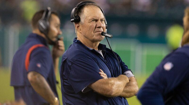 O ex-jogador do Patriots leva uma grande chance contra Bill Belichick sobre o lançamento de Cam Newton