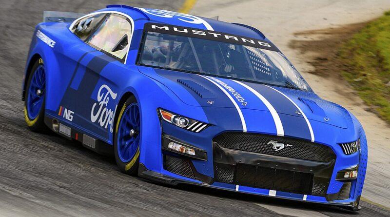 O maior teste de carro da próxima geração da NASCAR até o momento marcado para Daytona