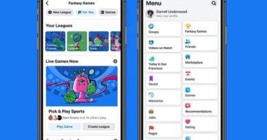 Facebook adiciona novo elemento de jogos de fantasia para explorar a popularidade crescente dos esportes de fantasia
