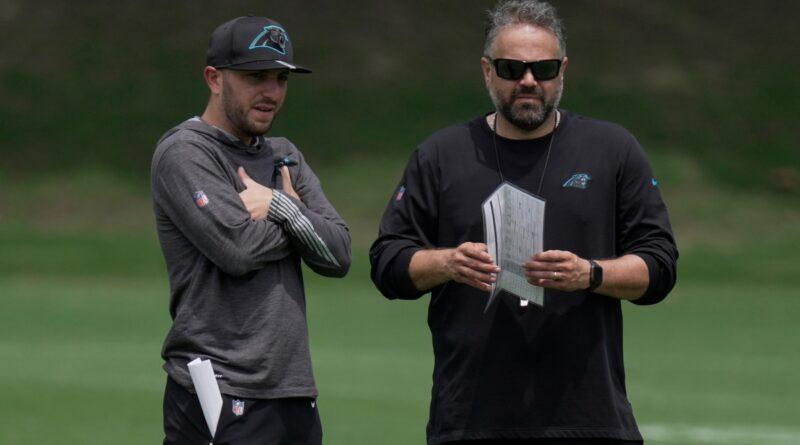 Os Panthers estariam abertos para adicionar um veterano QB – Notícias, análises e muito mais do Carolina Panthers da Sports Illustrated