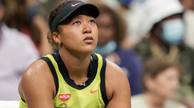 """Naomi Osaka planejando fazer uma pausa """"por um tempo"""" após o choque do US Open – New York Post"""