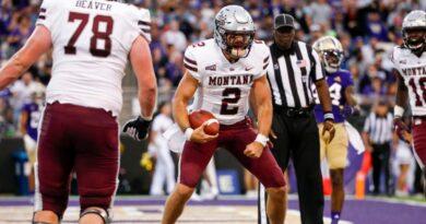 A escola Montana do FCS atordoa No. 20 Washington em 13-7 virada – Sports Illustrated