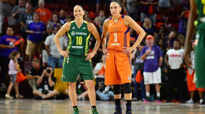 WNBA revela lista dos 25 melhores jogadores de sua história