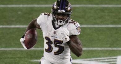 2021 NFL Fantasy Football Start 'Em, Sit' Em Semana 1: Running backs – NFL.com