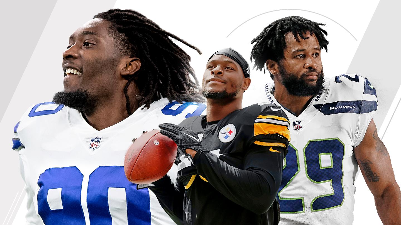 Melhores ajustes para os 25 melhores agentes da NFL