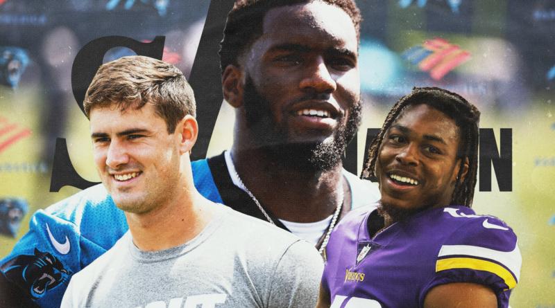 8 jogadores que estou assistindo nesta temporada da NFL