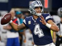 Semana 14 flâmulas de fantasia: Pick up Prescott – NFL.com
