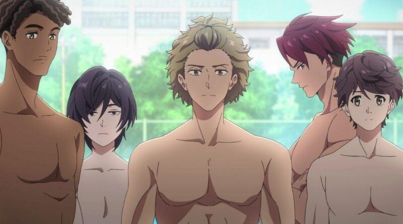 O Anime Original RE-MAIN do MAPPA entra no final como revelado no último PV