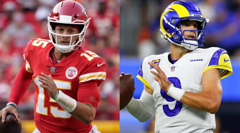 Chiefs QB Patrick Mahomes, Rams QB Matthew Stafford lideram os jogadores da semana – NFL.com