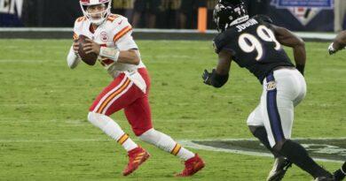 5 previsões ousadas para Chiefs contra os Ravens