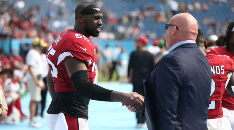 Cardinals GM em Chandler Jones: 'Não estamos no negócio de seguir em frente' de bons jogadores – NFL.com