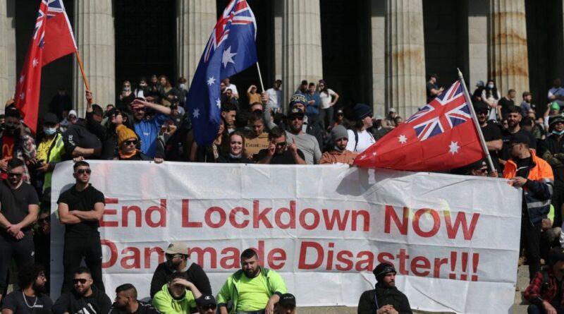 Delingpole: Balas de borracha para a saúde pública – Austrália se torna totalmente fascista