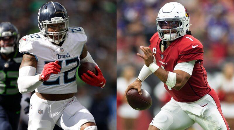 Titãs RB Derrick Henry, Cardinals QB Kyler Murray entre os jogadores da semana da NFL – NFL.com