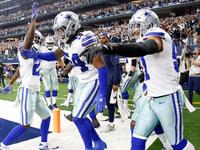 Dallas Cowboys venceu Bucs para conquistar o título de NFC East