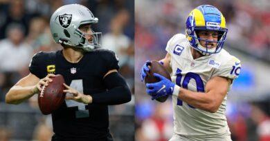 Raiders QB Derek Carr e Rams WR Cooper Kupp lideram os jogadores do mês da NFL – NFL.com