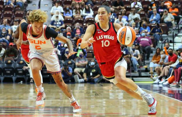Prêmios WNBA: o guarda do Ases Kelsey Plum vence o sexto jogador do ano – Sports Illustrated