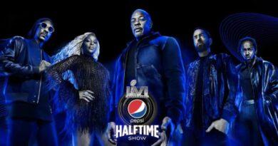 Programa do intervalo do Super Bowl revela que Dr. Dre, Kendrick Lamar, Eminem, Mary J. Blige e Snoop Dogg vão se apresentar