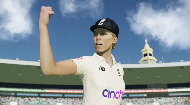 Cricket 22 terá como objetivo nos enganar no switch no próximo ano