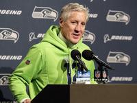 Seahawks assina Pete Carroll para extensão até 2021