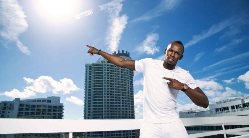 Usain Bolt sobe ao topo das paradas musicais do reggae com o álbum de estreia