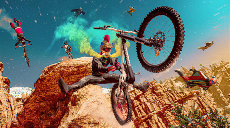 Ubisoft realizará amanhã o dia de julgamento da Riders Republic