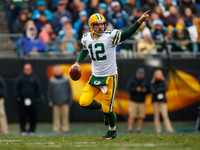 Aaron Rodgers adoraria jogar a 40 para Packers