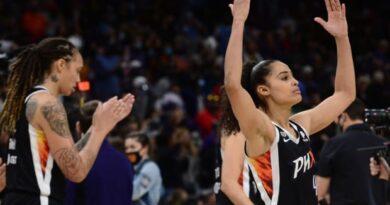 Prêmios WNBA: Mercury's Griner, Diggins-Smith destacam All-WNBA first team – Sports Illustrated
