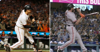 Dodgers-Giants: Ironia de bad check swing encerrando a temporada de San Francisco – Sports Illustrated