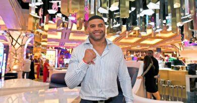 FUBO TV apresentará promoção LXF MMA de Shawne Merriman a partir de 30 de outubro