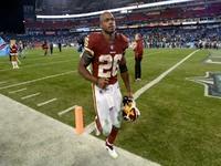 "Adrian Peterson ""amaria"" voltar a Redskins"