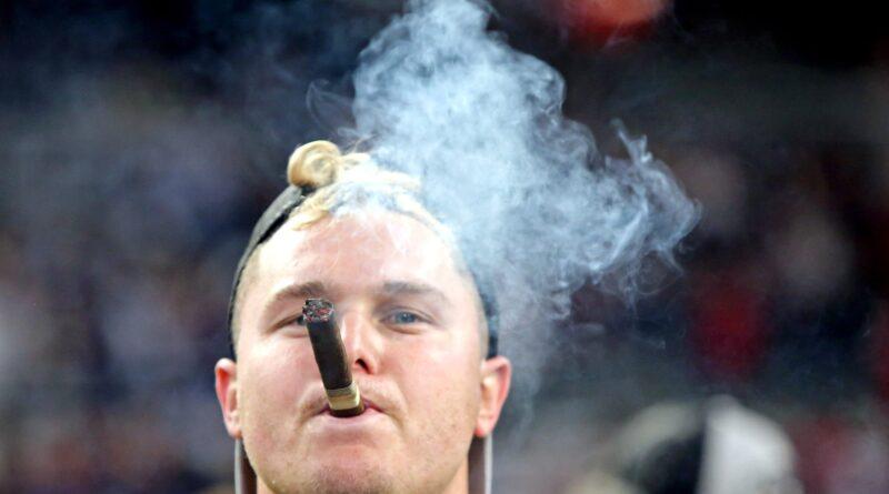 Joc Pederson sobre como ele fez Braves mojo: 'Apareça, diga oi'