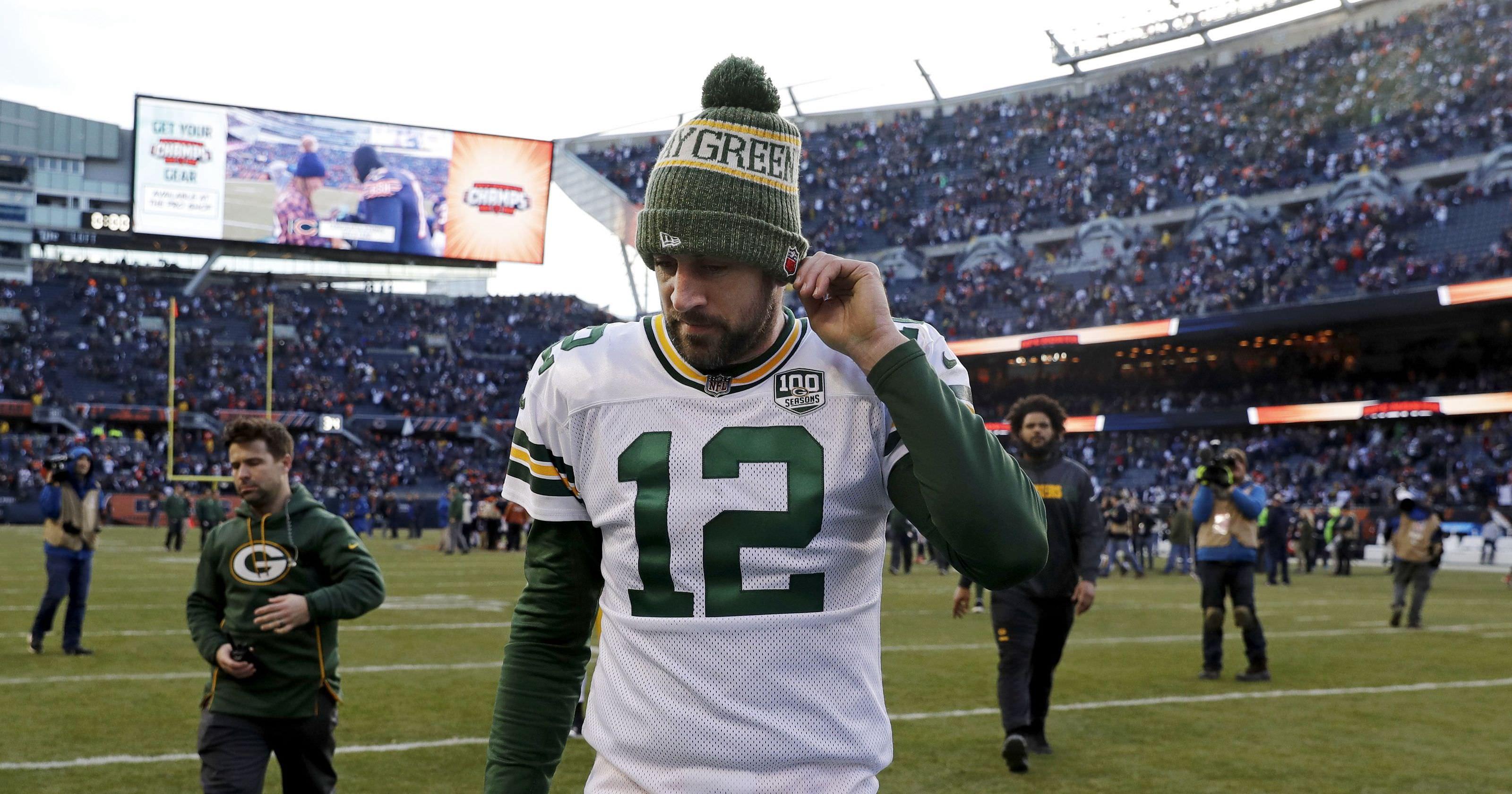 """LeRoy Butler, antigo segurado dos Packers, rasga Aaron Rodgers depois de uma derrota: """"Você é bom?"""""""
