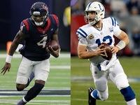 Colts-Texans: AFC Wild Card Pré-visualização de fim de semana