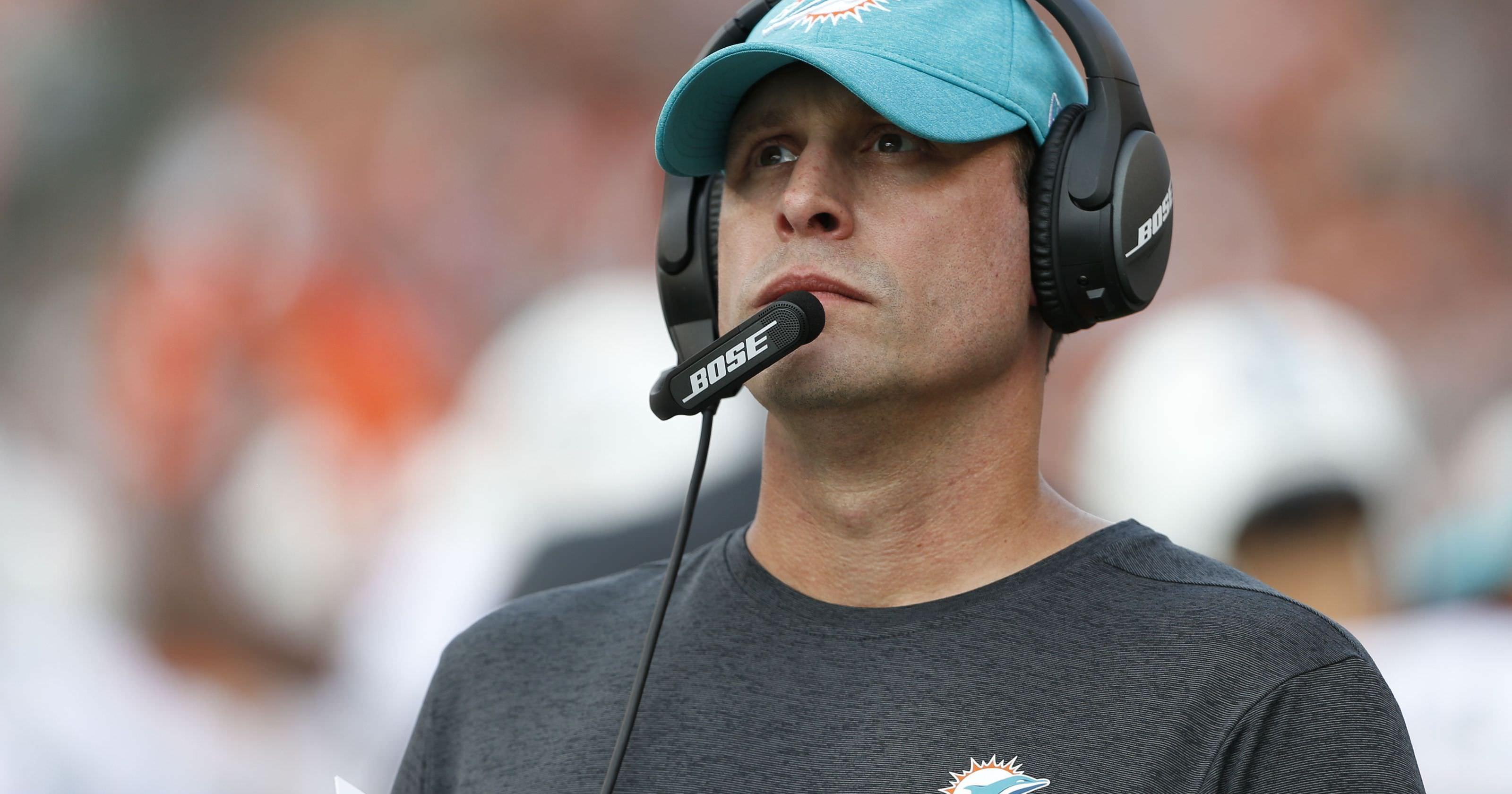 Jets entrevista o ex-treinador dos Dolphins Adam Gas
