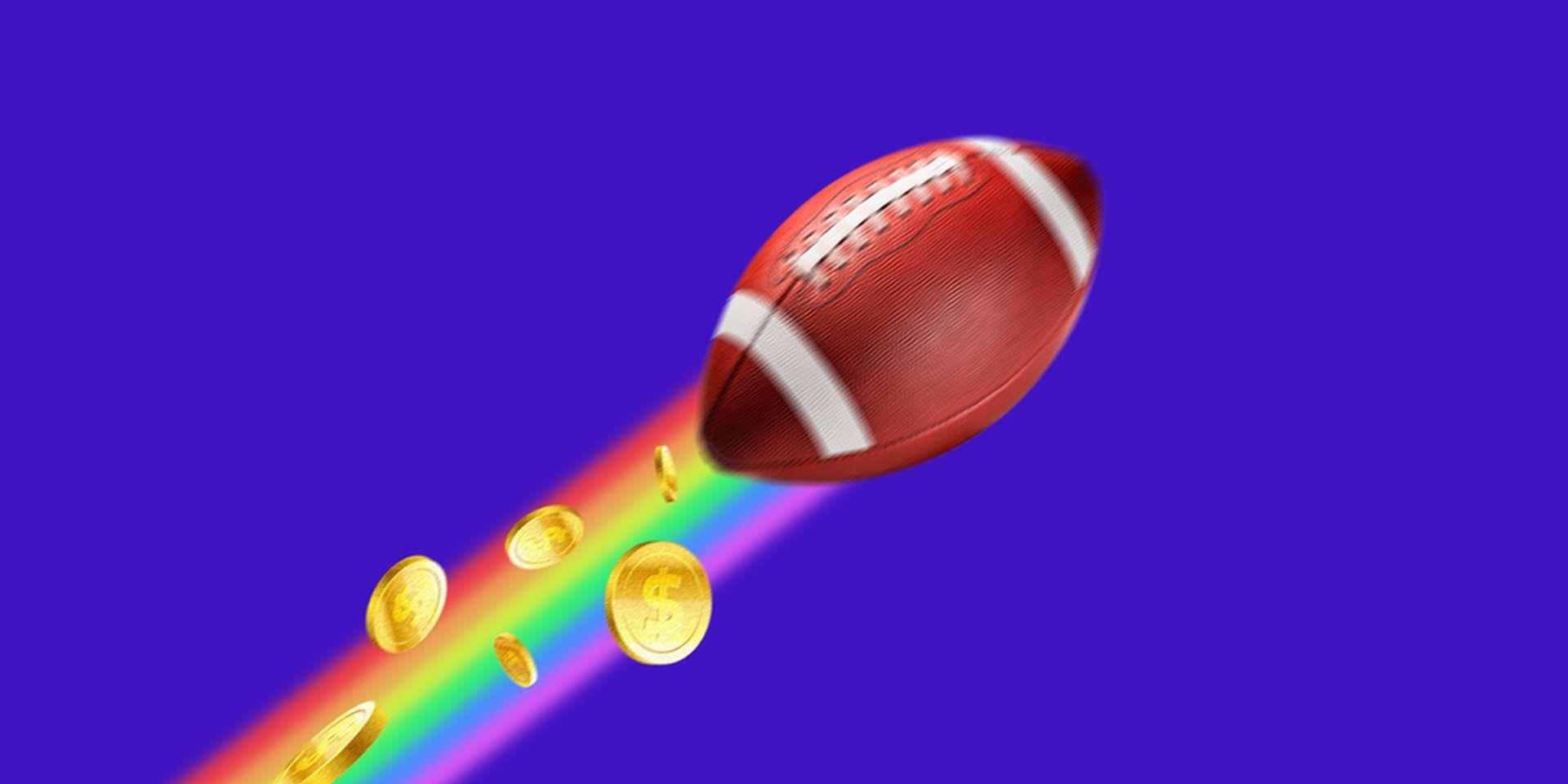 Empresas de mídia estão lançando novos shows e serviços para lucrar com o boom do jogo esportivo