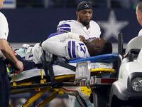 Jones: Hurns passando por cirurgia no tornozelo esquerdo – NFL.com