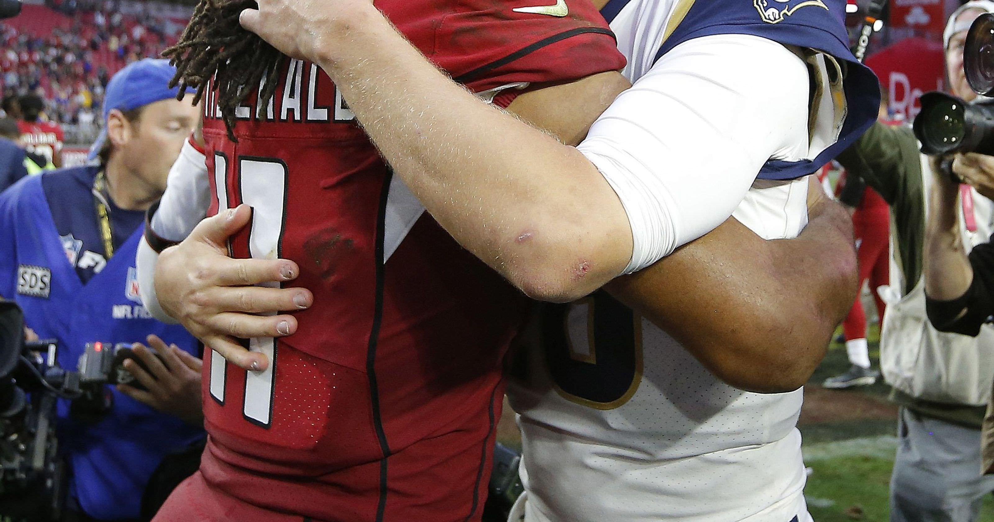 Fitzgerald adiciona novo destaque no final da casa dos Cardinals