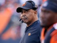 Lewis como treinador de Bengals depois de 16 anos – NFL.com