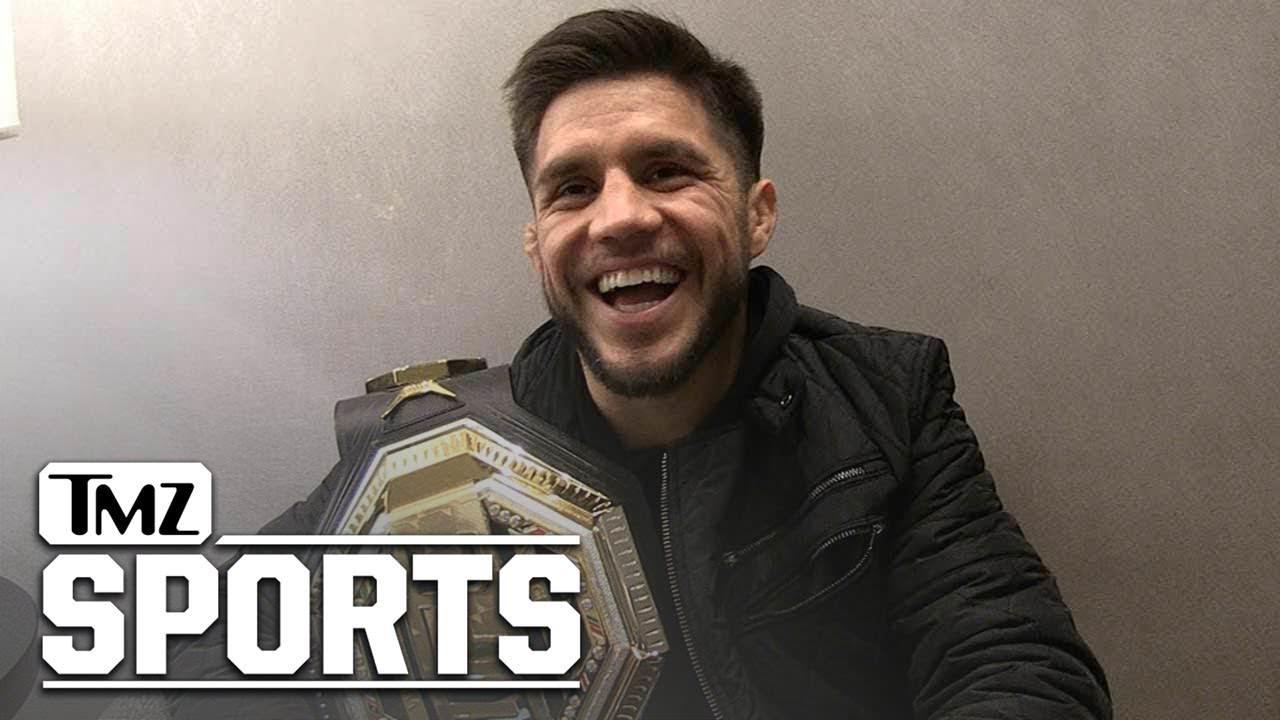 Henry Cejudo diz que ele iria chutar a bunda de John Cena para o amor de Nikki Bella !! | TMZ Sports – TMZSports