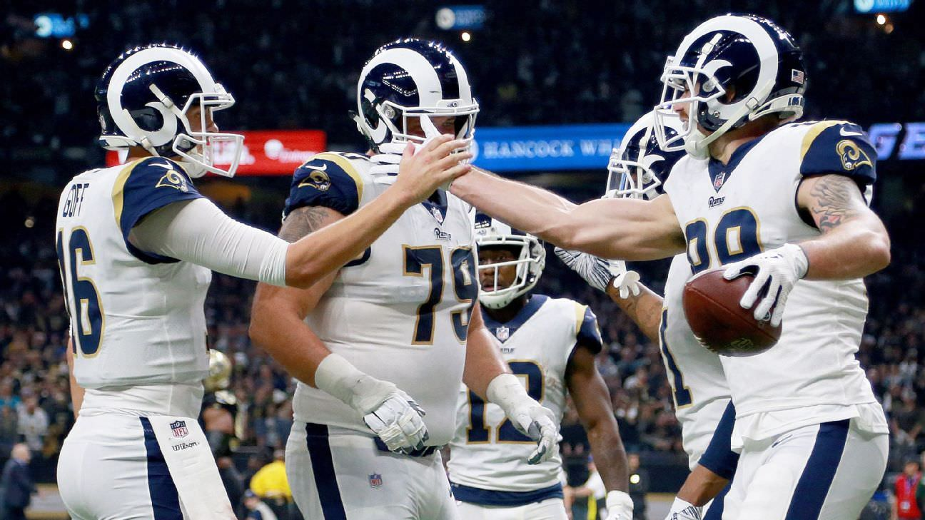 Super Bowl atracar uma recompensa para Rams indo all in
