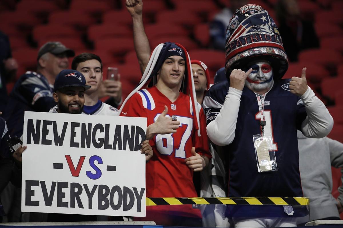 Quem vai ganhar e vai ficar aberto são grandes questões para o Super Bowl