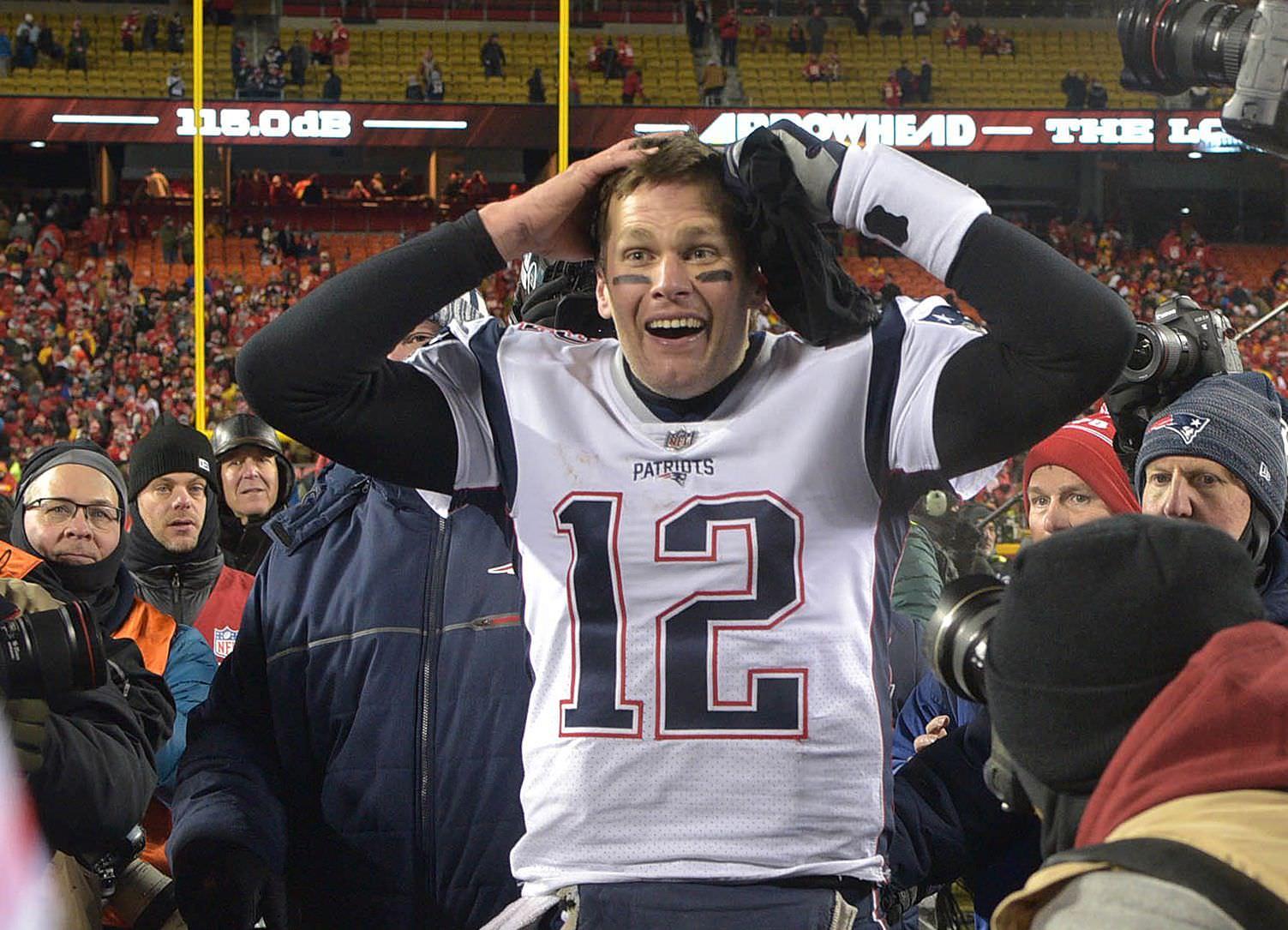 Superreacções no Campeonato da NFL: terríveis telefonemas, drama incrível, impulsionar Rams, Pats para o Super Bowl