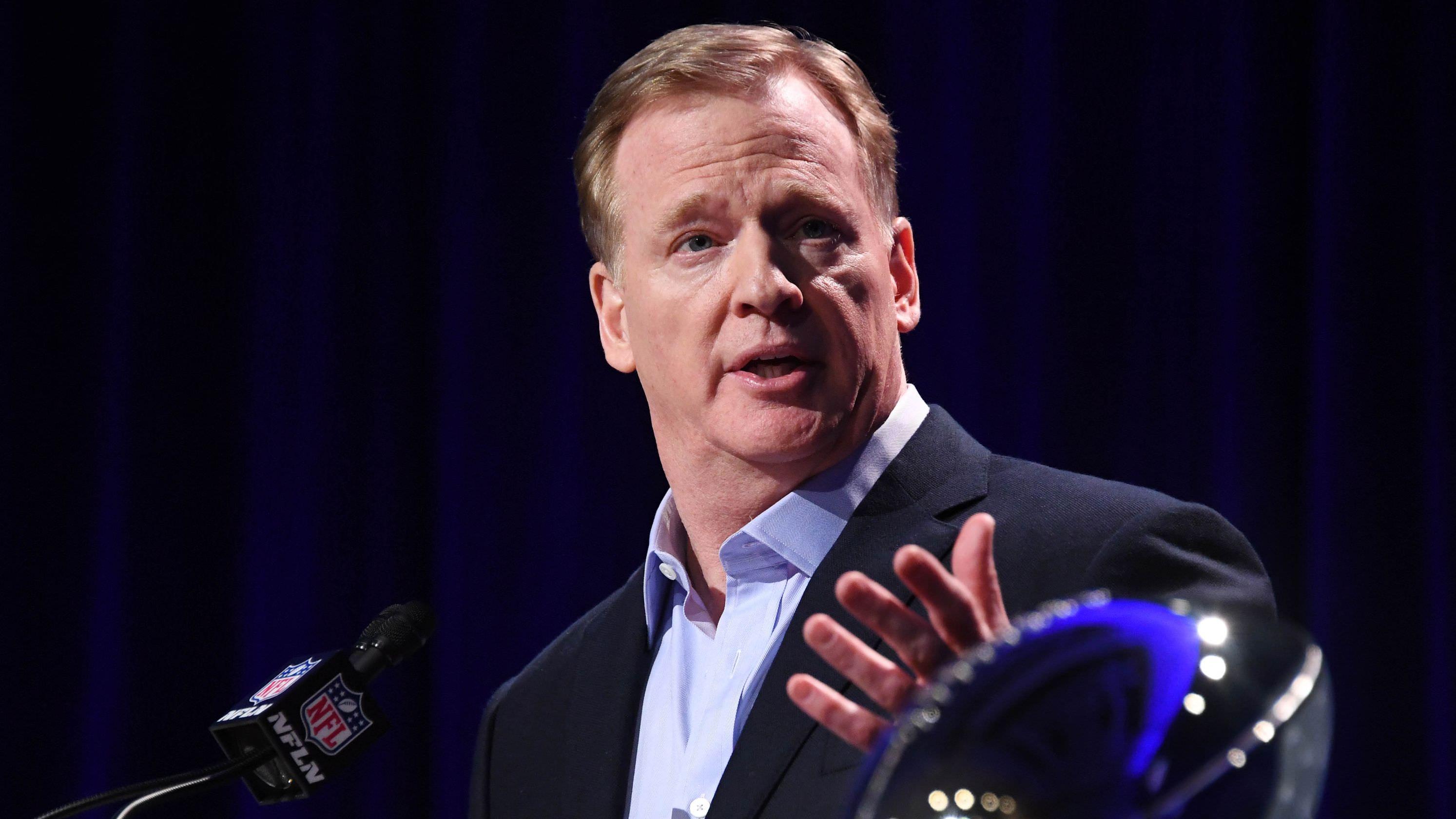 Opinião: Roger Goodell não dará aos fãs da NFL as respostas honestas que eles merecem