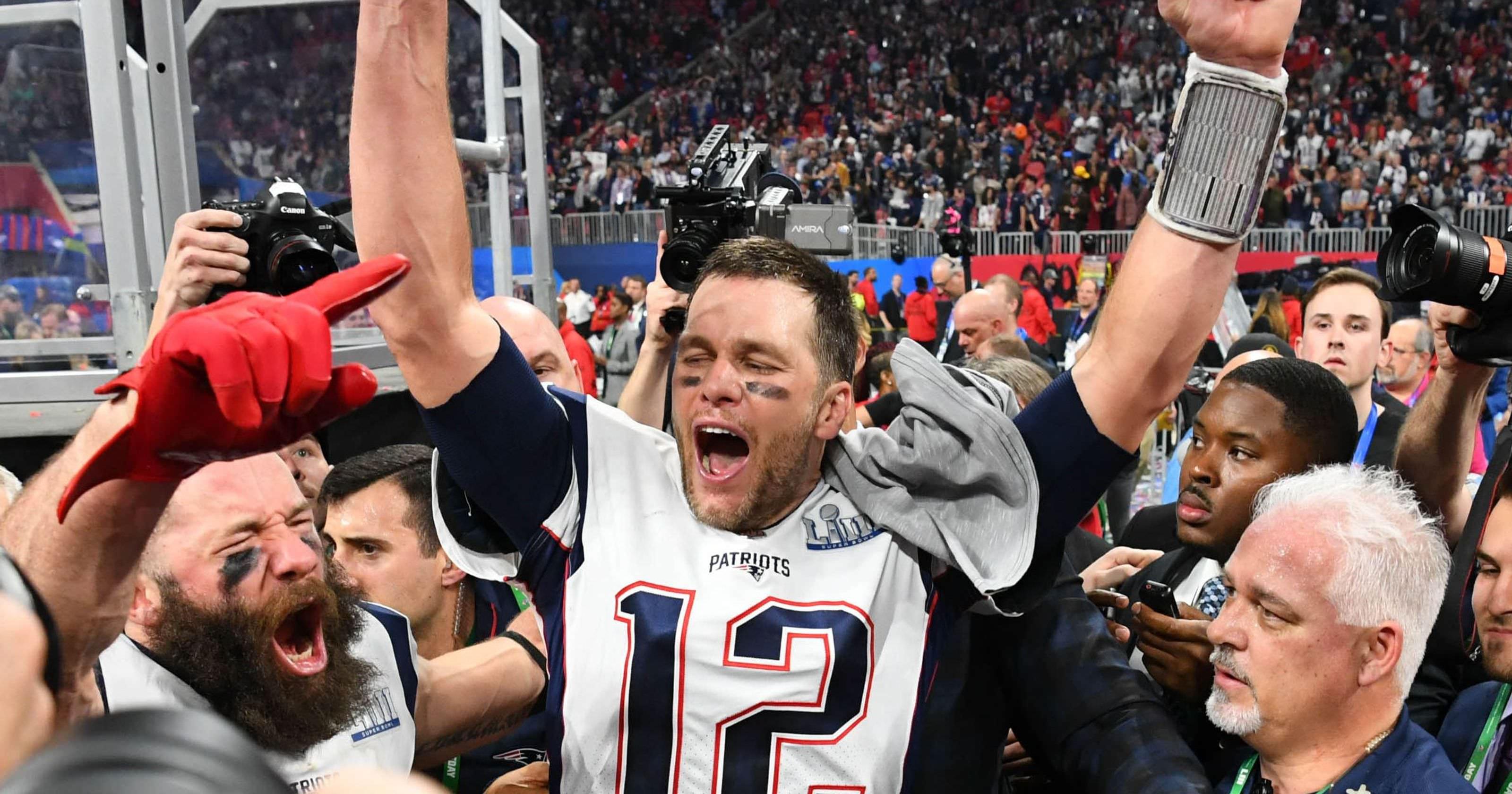 Desculpe, Steelers, mas os Patriots são agora a maior franquia da história da NFL