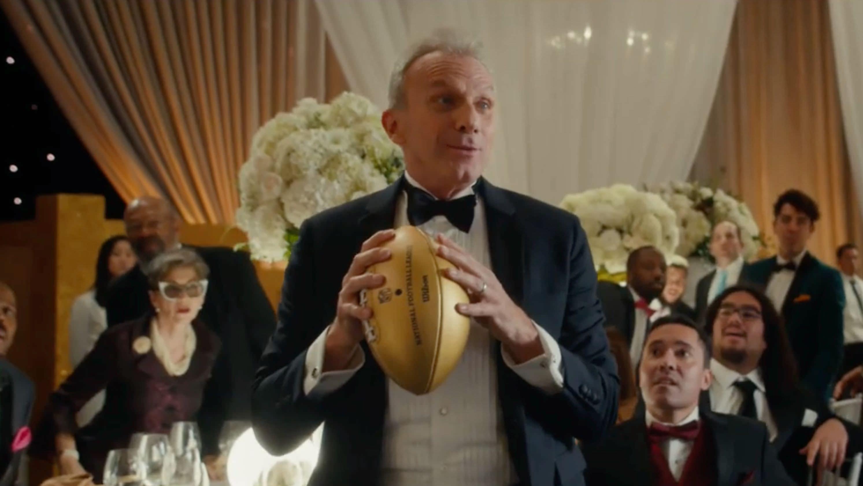 Este é todo jogador da NFL em 'The 100-Year Game': o comercial vencedor do Super Bowl da Ad Met