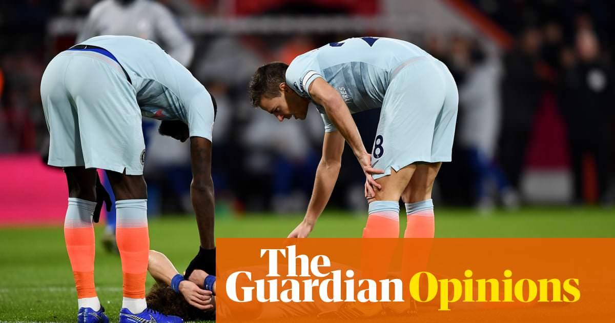 Futebol precisa ficar em casa por causa de concussão, e não está sozinho | Sean Ingl