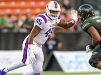 Ferguson de La. Tech desinvited para combinar – NFL.com